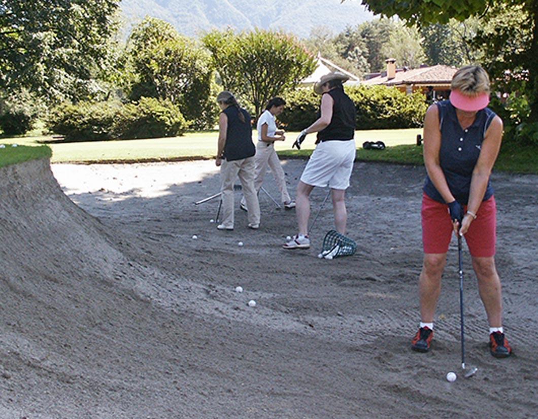 Cliff Potts Golf Academy