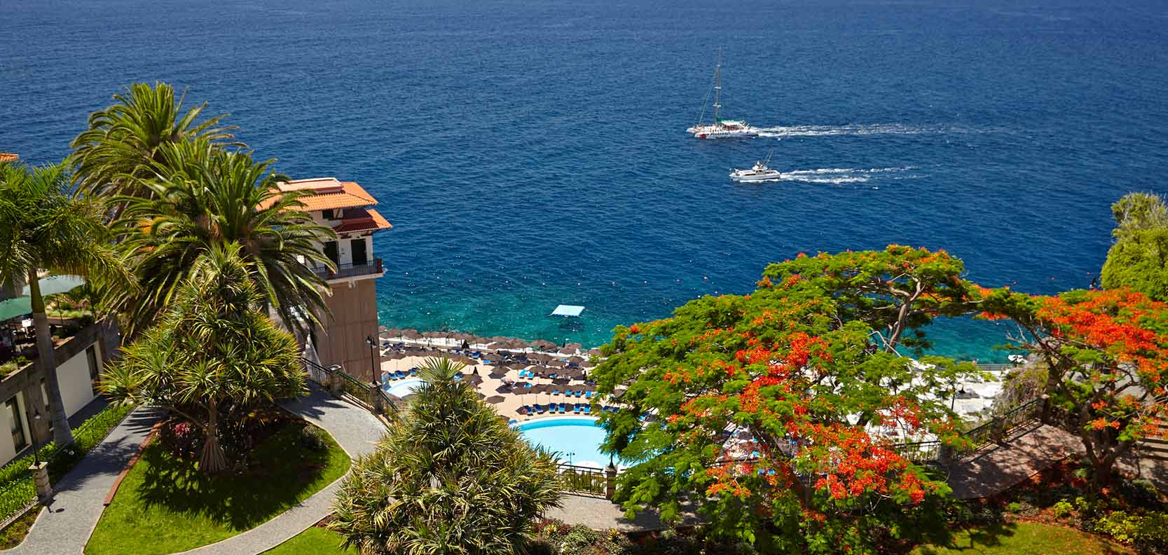 Cliff Bay Hotel Madeira
